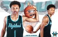 Justin Stidhum's Men's Basketball Recruiting Profile