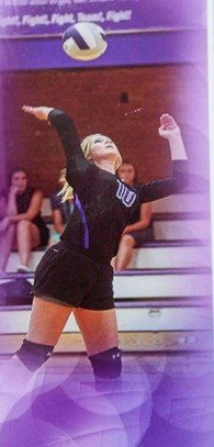 Tearsy Freeman's Women's Volleyball Recruiting Profile