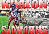 Khalon Simmons's Football Recruiting Profile