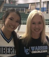 Jacqueline McGuire's Cheerleading Recruiting Profile