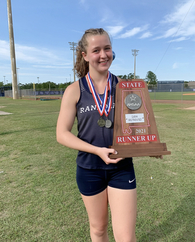 Kylie Meyer's Women's Track Recruiting Profile
