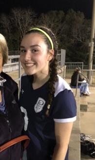 Avery Dean's Women's Soccer Recruiting Profile