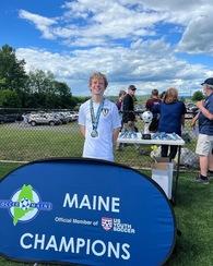 Garrett Ritcheson's Men's Soccer Recruiting Profile