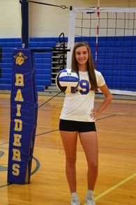 Bailey Pohlman's Women's Volleyball Recruiting Profile