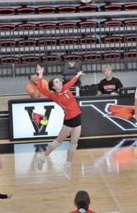 Logan Hamilton's Women's Volleyball Recruiting Profile