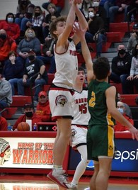 Luke Garrett's Men's Basketball Recruiting Profile