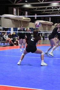 Kendall Yarber's Women's Volleyball Recruiting Profile