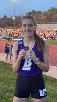 Brooke Lewis's Women's Track Recruiting Profile