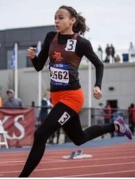 Kyra Ozier's Women's Track Recruiting Profile