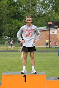 Hunter Burkhardt's Men's Track Recruiting Profile