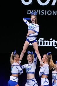 Mia Hanley's Cheerleading Recruiting Profile