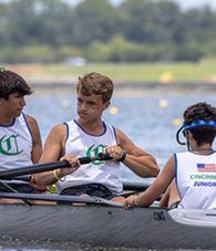 Roman Linkugel's Men's Rowing Recruiting Profile