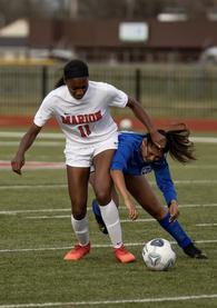 Jenesis Vann's Women's Soccer Recruiting Profile