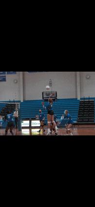 Kimberly Czepukaitis's Women's Volleyball Recruiting Profile
