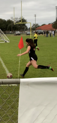 Zoe Marin's Women's Soccer Recruiting Profile