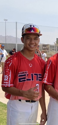 Taven Hiraishi's Baseball Recruiting Profile