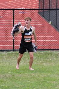 Baden Seabury's Men's Track Recruiting Profile