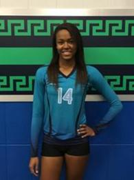 Pamela George's Women's Volleyball Recruiting Profile