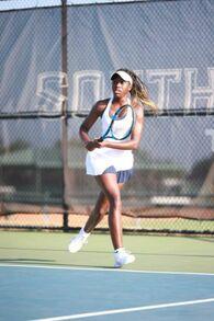 DeCora Antoine's Women's Tennis Recruiting Profile