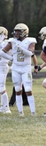 Izeyiah Rodriguez Football Recruiting Profile