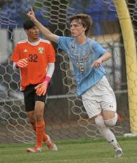 Zachary Koenig's Men's Soccer Recruiting Profile
