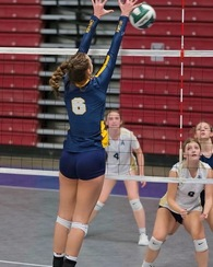 Nyah Taylor's Women's Volleyball Recruiting Profile