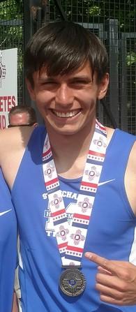 Esteban Alcaraz's Men's Track Recruiting Profile