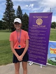 Lauren Sutcliffe's Women's Golf Recruiting Profile