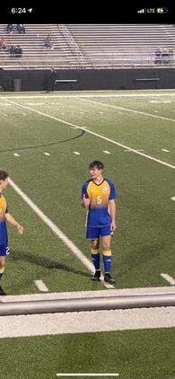 Barrett Breazeale's Men's Soccer Recruiting Profile