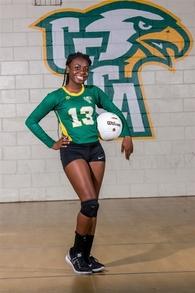 Raenika Maxime's Women's Volleyball Recruiting Profile