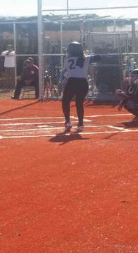 Holly Begay's Softball Recruiting Profile