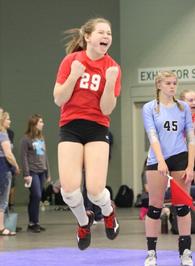 Jenna Pelnis's Women's Volleyball Recruiting Profile