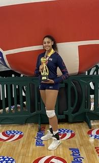 Jordan White's Women's Volleyball Recruiting Profile