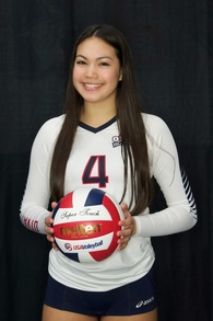 Alexis Distasio's Women's Volleyball Recruiting Profile