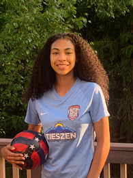 Zyiah Mikes's Women's Soccer Recruiting Profile