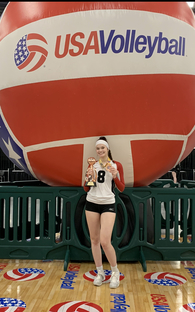 Haylee O'Meara's Women's Volleyball Recruiting Profile