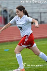 Karina Delgado's Women's Soccer Recruiting Profile