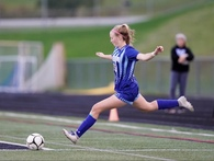 Lauren Baloga's Women's Soccer Recruiting Profile