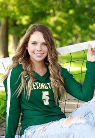 Kadence Looper's Women's Volleyball Recruiting Profile