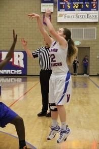 Haylee Hanson's Women's Basketball Recruiting Profile