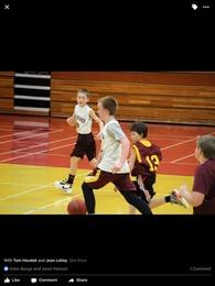 Samuel LaVette's Men's Basketball Recruiting Profile