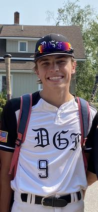 Kayden Camacho's Baseball Recruiting Profile