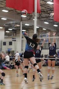 Morgann Wilson's Women's Volleyball Recruiting Profile