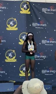 Aniyah Bigam's Women's Track Recruiting Profile