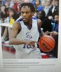 Ricky Brown Jr's Men's Basketball Recruiting Profile
