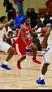 Ny'Quavion Nunnally Men's Basketball Recruiting Profile