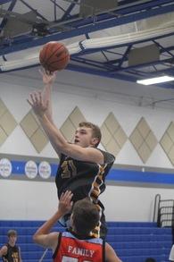 Zach Byrd's Men's Basketball Recruiting Profile
