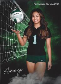 Amaya Constantino's Women's Volleyball Recruiting Profile