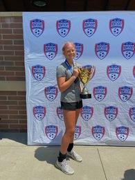 Kira Ericsson's Women's Soccer Recruiting Profile