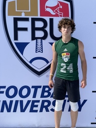 Boden Frosch's Football Recruiting Profile